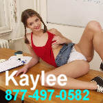 Phonesex with teen girl Kaylee - 877-497-0582