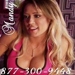 Phonesex with Mandy - 877-300-9448