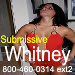 Phonesex with Submissive Whitney