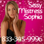 Phone sex with Sissy Mistress Sophia