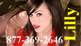 I'm your sassy phone bitch girl! Call me and become one of my conquest! 877-369-2646